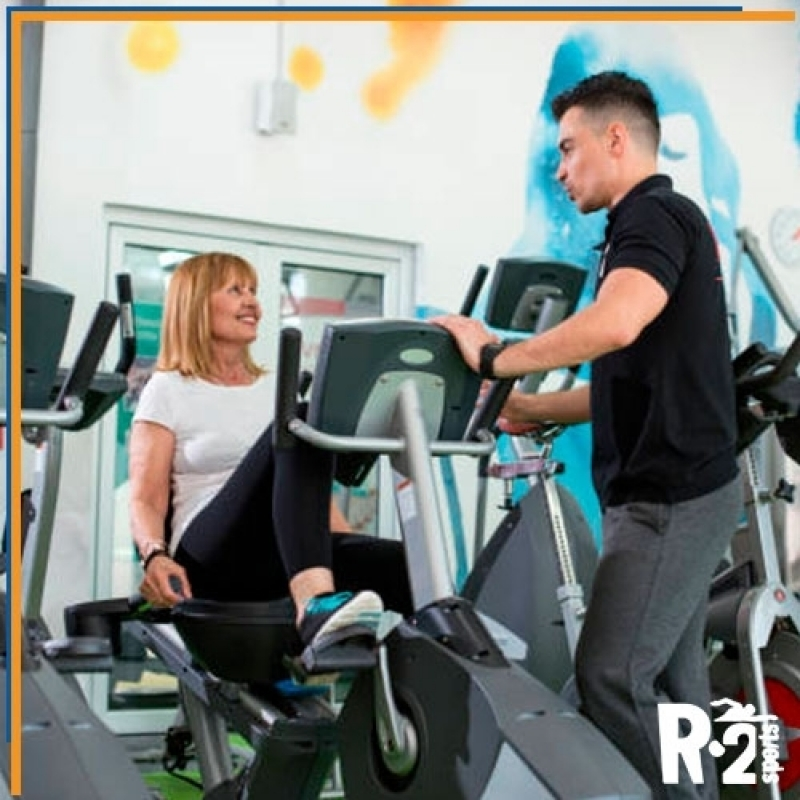 Personal Fitness Academia