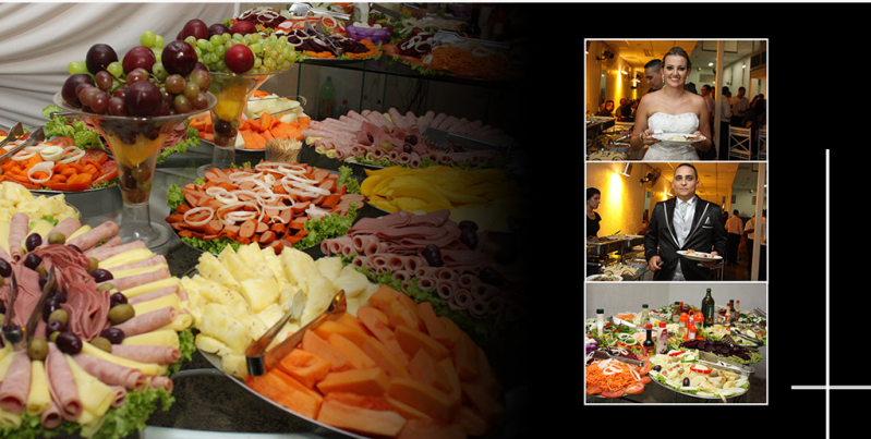Aluguel de Buffet para Evento Corporativo