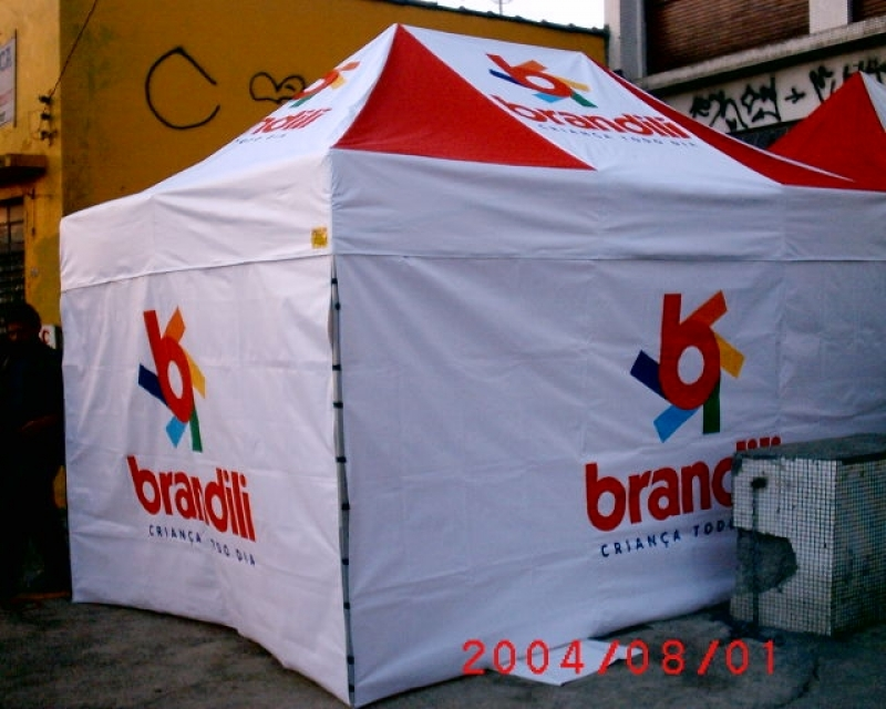 Barraca Tenda Personalizada