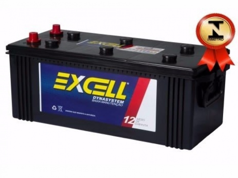 Bateria Excell 60 Ah