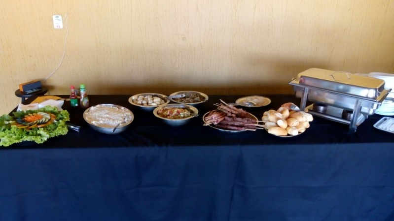 Buffet de Churrasco para Evento