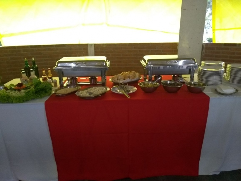 Buffet de Churrasco Residencial