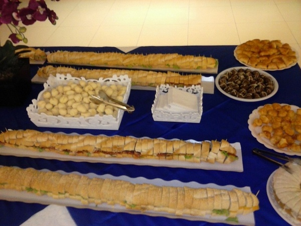 Buffet de Coffee Break Corporativo