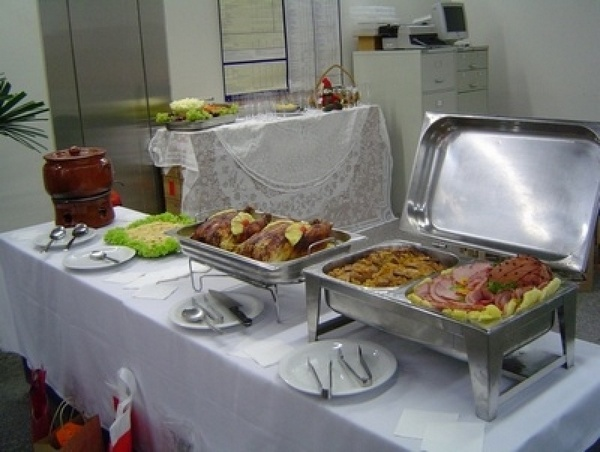 Buffet de Coffee Break para Eventos
