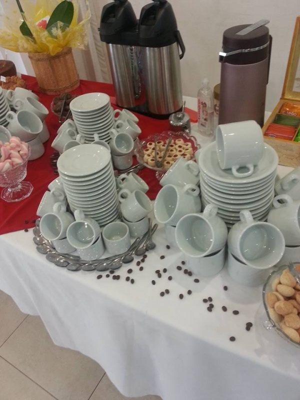 Buffet de Coffee Break a Empresa