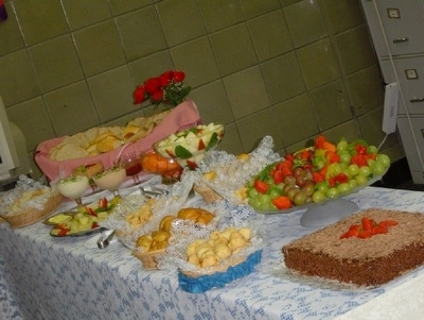 Buffet para Coffee Break Campinas