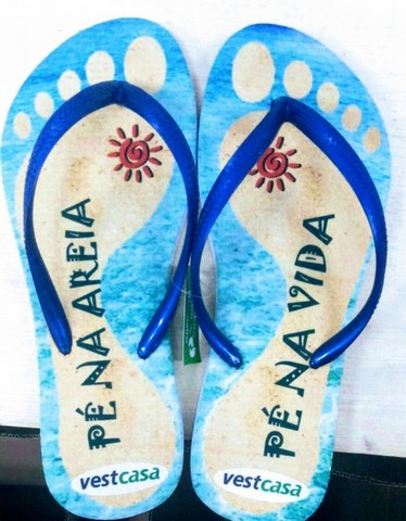 Chinelo Customizado de Evento
