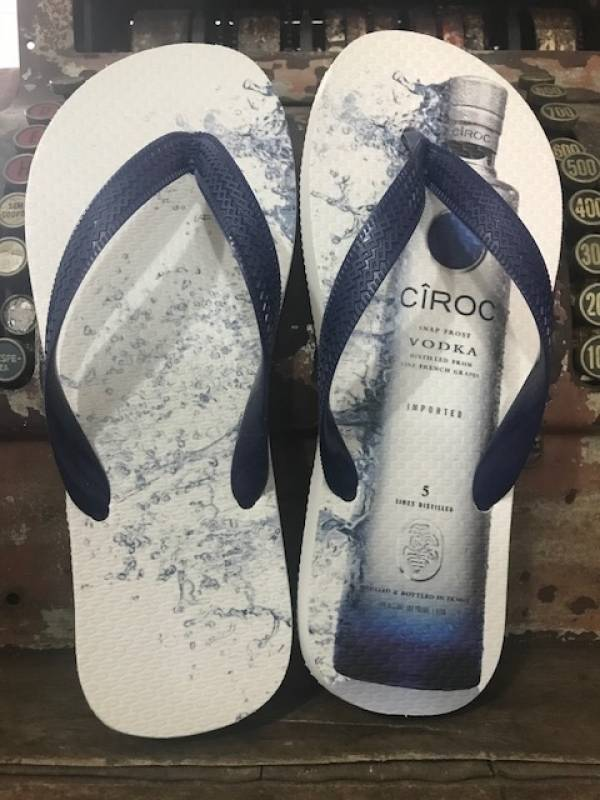 Chinelo Personalizado para Evento Corporativo