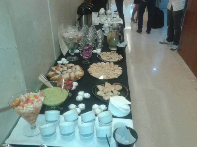 Coffee Break Casamento
