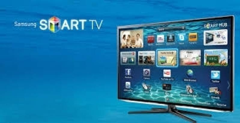 Conserto de Smart Tv Sony