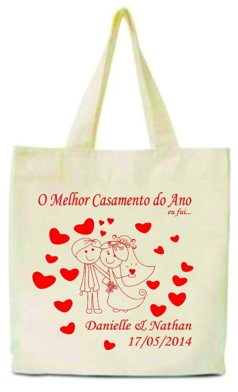 Ecobag Customizada
