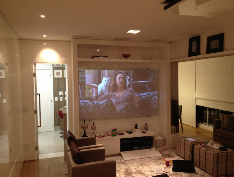 Home Cinema Projetor