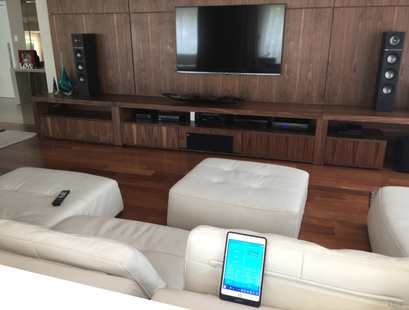 Home Cinema Wireless