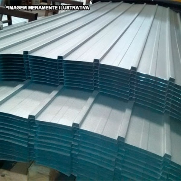 Lambril Galvanizado
