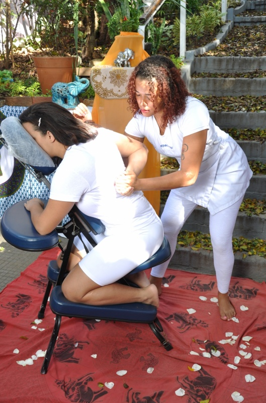 Quick Massage Empresas