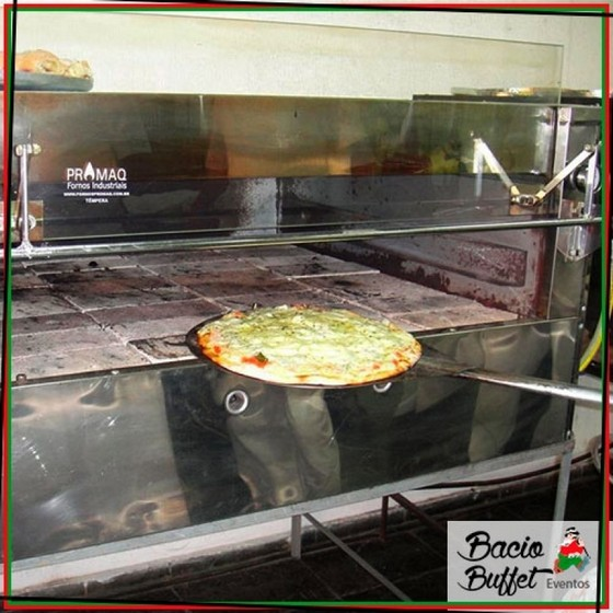 Buffet de Pizza a Domicilio