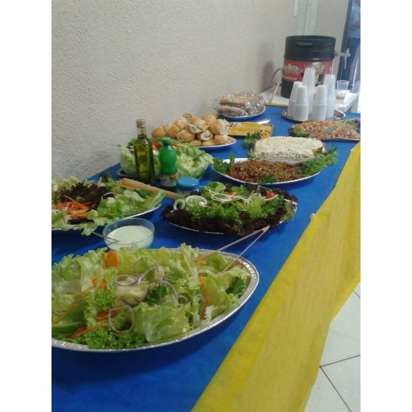 Churrasco para Evento no Litoral de SP