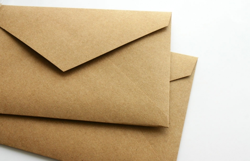 Envelopes de Plástico