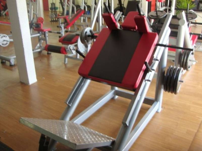 Equipamento para Academia Leg Press