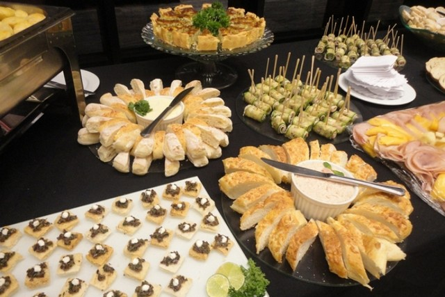 Eventos Corporativos com Buffet