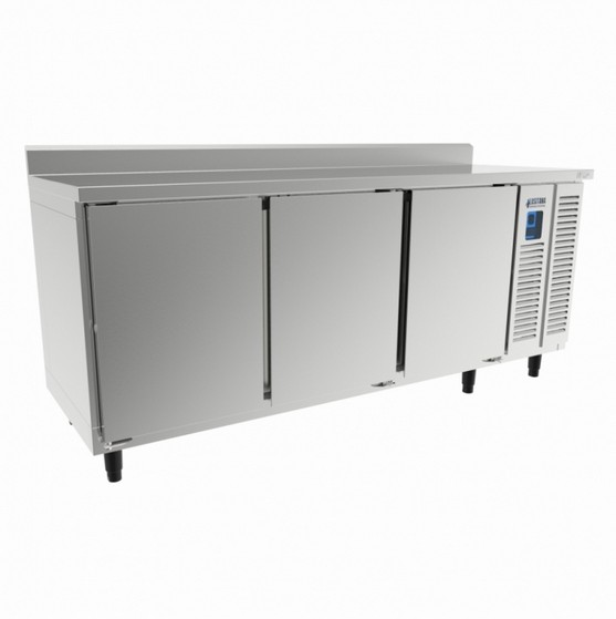 Freezer Industrial Inox Horizontal