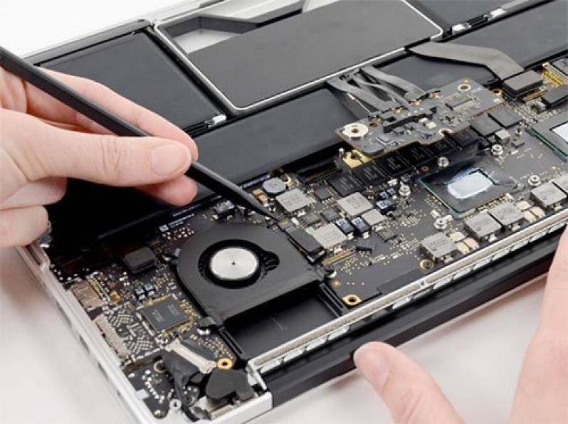 Reparo em Macbook Air