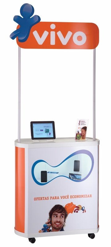 Stand para Shopping