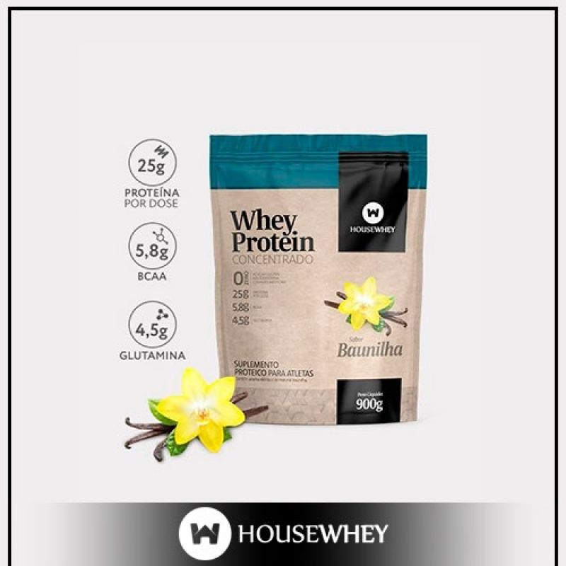 Whey Concentrado Natural Feminino