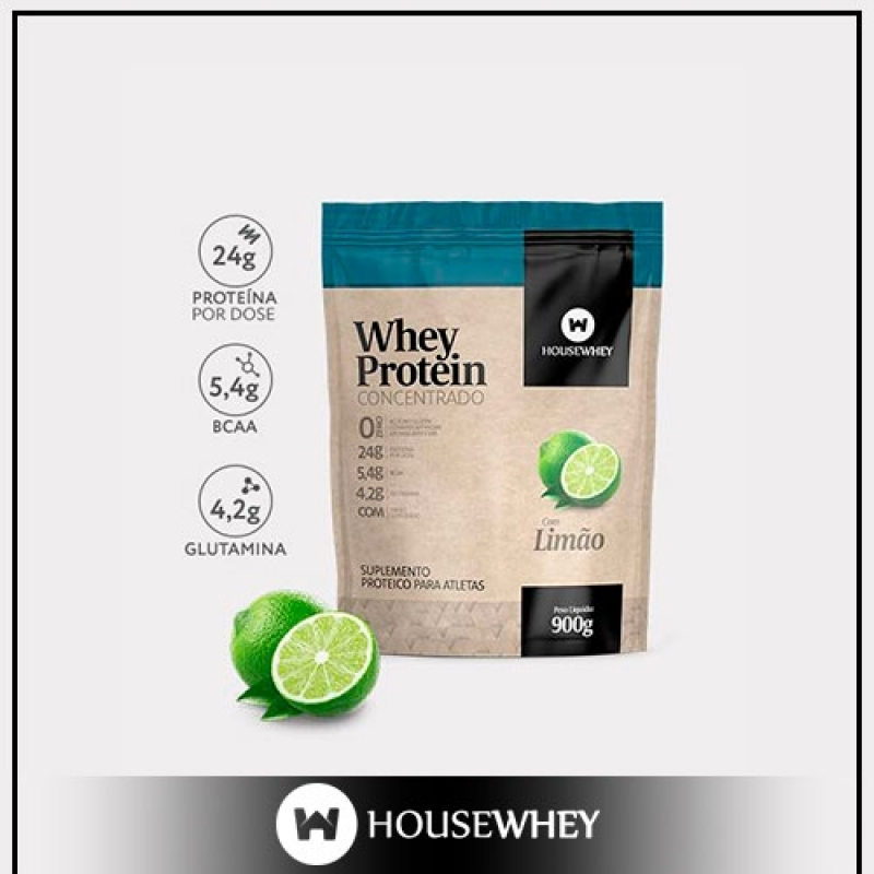 Whey Concentrado Natural